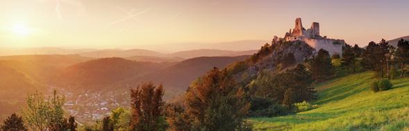 Výlety a dovolenky na Slovensku