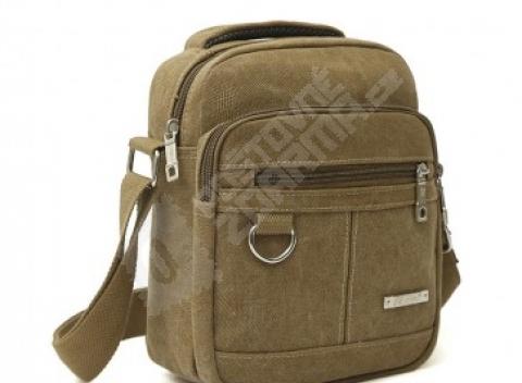 a23530c71 Pánska plátená taška cez rameno - 3 farebné varianty. Doprava zdarma.