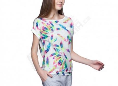 Hravé dámske tričko do nepohody - rôzne motívy 8dc36a366b0
