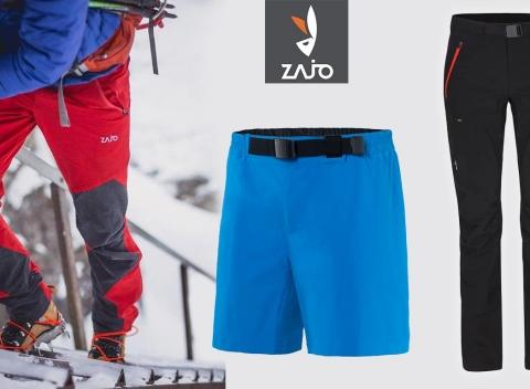 7b9c623a72ed Pánske turistické nohavice ZAJO. Každá poriadna túra začína výberom  kvalitného oblečenia. Slovensko Oblečenie
