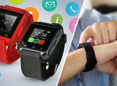 Inteligentné hodinky Smart Watch v 3 farebných prevedeniach - Myslite Smart! 96ca5ae069e
