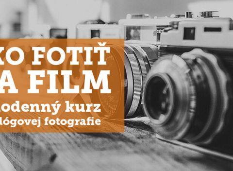 Kurz pre začiatočníkov  Analógová fotografia v Photo Studio Zweng v  Bratislave. 8f8c1123adc