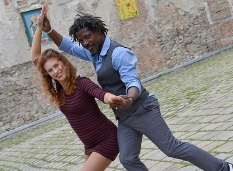 Salsa kurz pre začiatočníkov so skúseným učiteľom priamo z Kuby - pre páry  aj jednotlivcov 396e78055ef