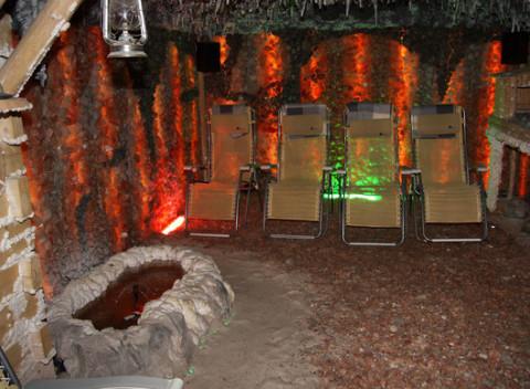 Vstup do soľnej jaskyne pre dvoch dospelých a dieťa 09428d5d622
