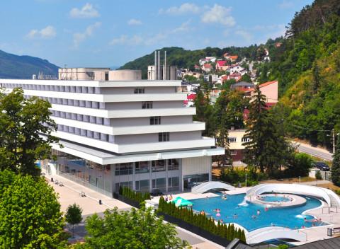 Liečebný pobyt MINIRELAX v kúpeľoch Trenčianske Teplice v 3  hoteli Krym s  procedúrami. 8afea810d8