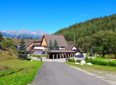 3be7ab0cb Pravá tatranská dovolenka v hoteli Sipox*** s neobmedzeným kúpaním a  polpenziou.