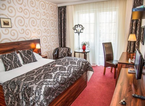 d468c1730ede Luxusný wellness pobyt v Parkhoteli Morris      Nový Bor s polpenziou a  parádnym