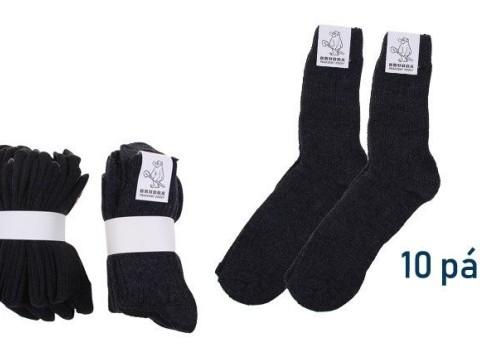 6b241df4b976 Pánske pracovné ponožky BRUDRA 10 párov