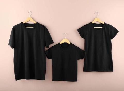 a3ae82226 Bavlnené tričká v rôznych farbách pre celú rodinu. Oblečte sa do pohodlia.
