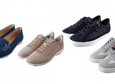 ab8249a43b9c Skvelá zľava až do 50 % na pánsku aj dámsku obuv značky GEOX s poštovným.