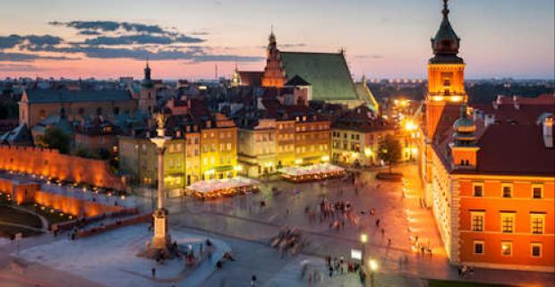 Objavte krásu mesta Varšava. Luxusný pobyt pre 2 osoby v 5* hoteli Regent v centre mesta s raňajkami a dieťa do 12 r. zadarmo.