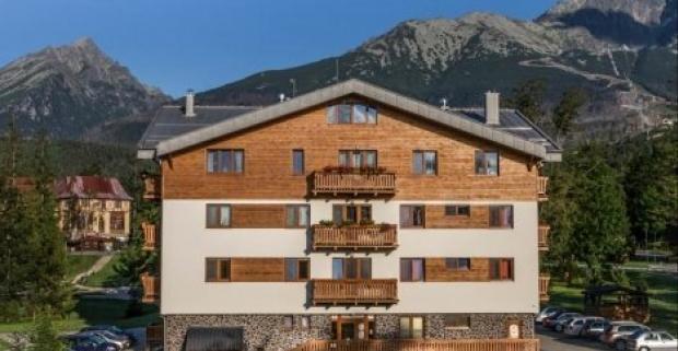 Perfektný rodinný pobyt vo Vile Borievka*** v Tatranskej Lomnici. Vytvorte si dovolenku podľa vašich predstáv - od stravy po wellness.
