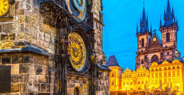 Pobyt v centre Prahy Nádherný výhľad na Pražský hrad či Petřín