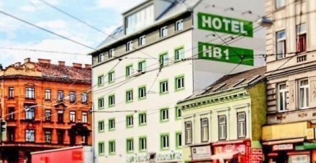 Parádny pobyt vo Viedni s ubytovaním blízko centra, s raňajkami v štýlovom HB1 Design & Budget Hoteli s výhľadom na zámok Schönbrunn.