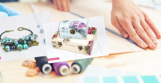 Kreatívne kurzy v Šperkove - vlastnoručne vyrobené darčeky, kozmetika alebo vianočné ozdoby. Naučte sa vyrábať handmade veci - veci s dušou.