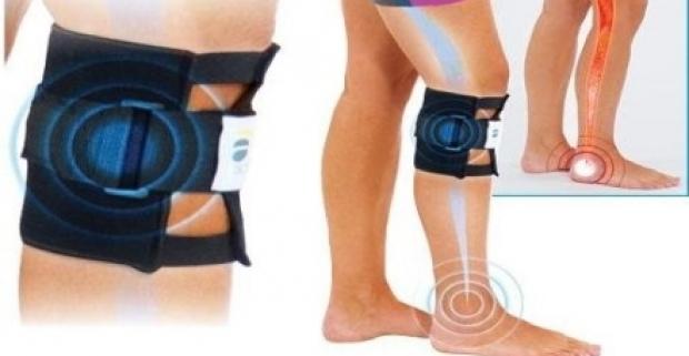 Be active - kolenná bandáž. Bolesti chrbta nie sú ničím príjemným - táto kompresná bandáž ich zastaví už v zárodku.