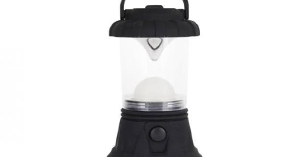 Ľahký a jedonoducho ovládateľný multifunkčný LED lampáš na baterky. Vďaka svojej malej veľkosti je použiteľný kdekoľvek.