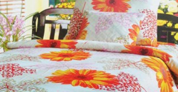 Elegantná posteľná bielizeň 3-dielna, z kvalitného materiálu. Vyberte si posteľnú bielizeň, na ktorú sa budete každý večer tešiť.