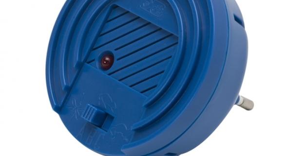 Odpudzovač hmyzu a škodcov s meniteľnými frekvenciami. Praktická a neškodná pomôcka, ktorá vás zbaví všetkého hmyzu v domácnosti.
