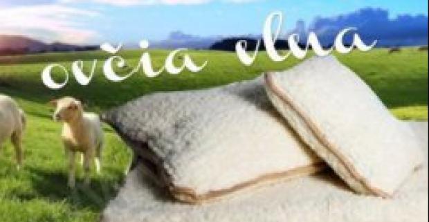 Kvalitná hrejivá deka a dva vankúše z ovčej vlny. Doprajte si aj vy príjemný a pohodlný spánok pod prírodnými prikrývkami.