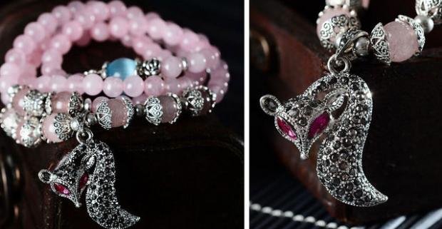 8dec91b4f Vytŕčajte z davu vďaka jedinečnému šperku. Trendy náramok… | Odpadneš.sk