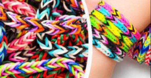 Súprava gumičiek na náramky LOOM Bands – 600ks gumičiek. Kreatívna zábava nielen pre vás, ale aj pre vaše deti.