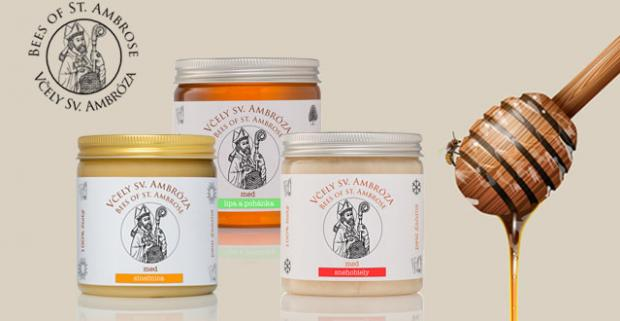 Nič neprekoná chuť a vôňu domáceho medu. Balíček 3 voňavých medov z včelárstva Včely sv. Ambróza je tu pre všetkých, ktorí chcú žiť zdravo.