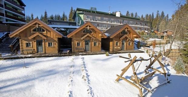 Vezmite si na pár dní voľno a hor sa na hory v každom ročnom období! Wellness pobyt v rodinnom hoteli Nezábudka*** vo Vysokých Tatrách.