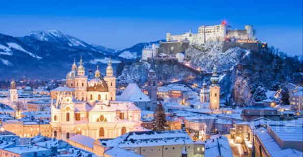 Komfortný relax v Mozartovom meste s fantastickou lyžovačkou na dosah. Pobyt na 3 či 4 dni v 4* hoteli Holiday Inn v nádhernom Salzburgu.
