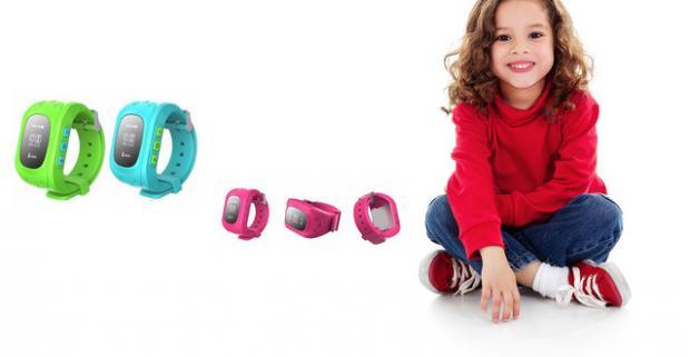 Detské hodinky s GPS lokalizáciou. Mať dieťa pod kontrolou nebolo nikdy jednoduchšie. Vďaka hodinkám zistíte presnú polohu vášho dieťaťa.