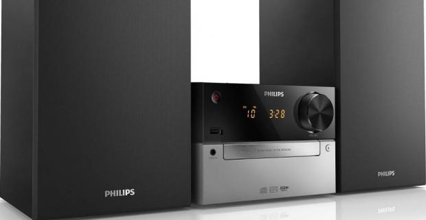 Uvoľnite sa pri dokonalej reprodukcii zvuku. PHILIPS MCM2300/12 je kompaktný hudobný mikrosystém opatrený USB portom a vstupom Audio-in.