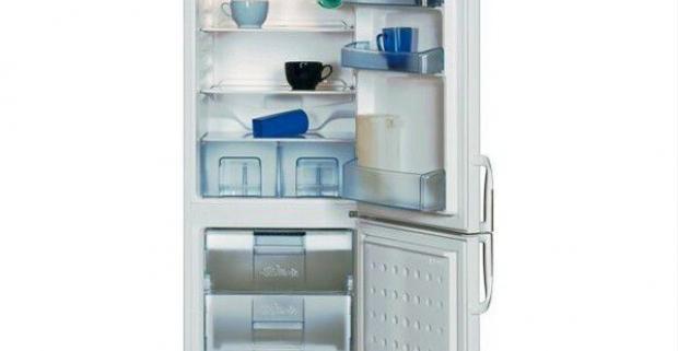 Chladnička s mrazničkou BEKO - energetická trieda A+, objem je 175 litrov