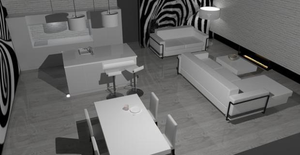Komplexný návrh interiéru - zahŕňajúci návrh izieb, kuchyne, kúpeľne a ich štýlu. Zrealizujte si váš sen o modernom a štýlovom bývaní.