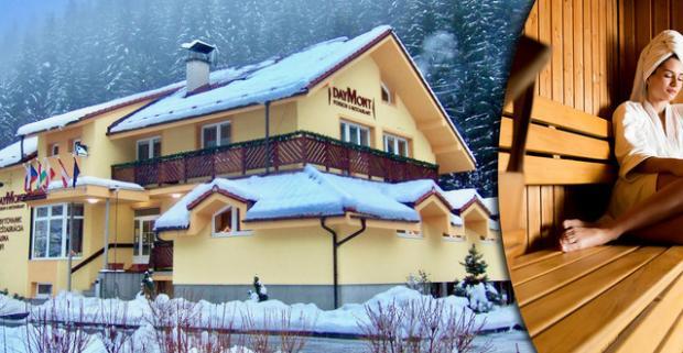 Načerpajte novú energiu v príjemnom horskom prostredí v obci Staré Hory v penzióne Daymont. Pobyt s kačacími hodmi formou