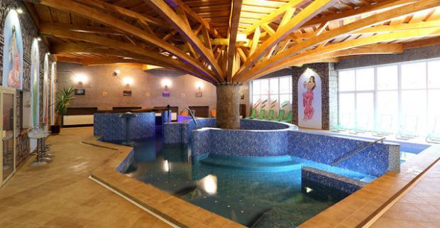 Vychutnajte si dokonalý relax. 4-hodinový vstup do Hradného wellness pre 2 osoby v obľúbenom penzióne Predná hora.