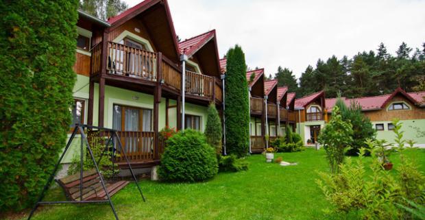 Jedinečný výhľad na panorámu Slovenského raja a Vysoké Tatry. Skvelá dovolenka v Park Hoteli Čingov*** so zľavou do AquaCity Poprad.