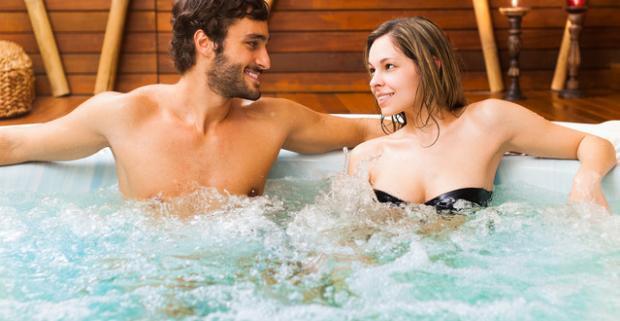 Privátna sauna a vírivka pre 2 alebo 4 osoby, aj pre rodinky s deťmi. Zrelaxujete nielen fyzicky, ale aj duševne.
