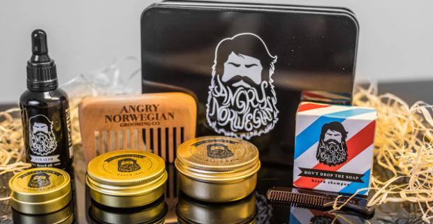 Špeciálne prípravky na bradu a fúzik od značky Angry Norwegian sú určené pre všetkých tých, ktorí sa o svoj zovňajšok aspoň trošku starajú.
