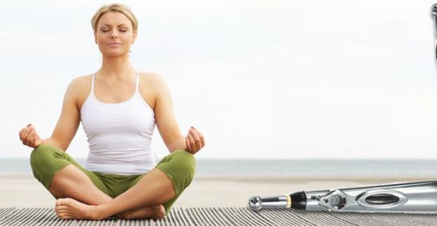 Energetické akupunktúrne pero. Uľavte svojmu telu od bolesti kĺbov a svalov pomocou energetického pera, ktoré nastolí telesnú rovnováhu.
