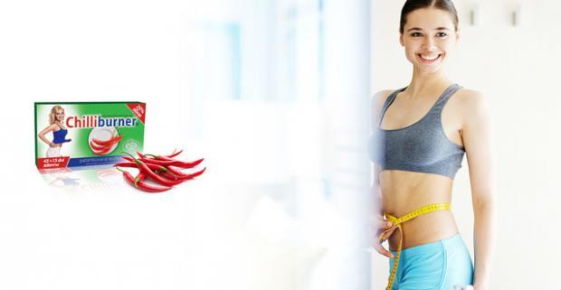 Pustite z hlavy diéty, ktoré nefungujú. Chudnutie s úsmevom vám zaručí 5-dňová Express Diet alebo tablety Chilliburner.