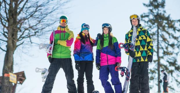 Skvelá lyžovačka pre začiatočníkov i pre náročných. Denný skipas so servisom lyží či jazdou na bobovej dráhe v Snowparadise Veľká Rača.