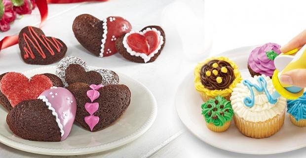 S elektrickým zdobičom koláčov si aj vy môžete doma vytvoriť profesionálne vyzerajúce torty a koláče od výmyslu sveta.