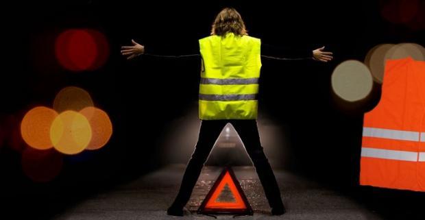 Upozornite na svoju prítomnosť vodičov už z veľkej diaľky pomocou reflexnej vesty, s ktorou budete na ceste neprehliadnuteľní.