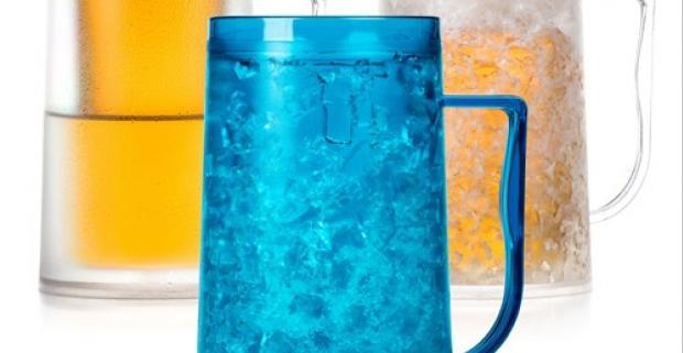 Nič nie je lepšie ako osviežujúci nápoj počas horúceho leta. Chladiaci krígeľ je výbornou pomôckou ako udržať nápoj dlhšiu dobu vychladený.