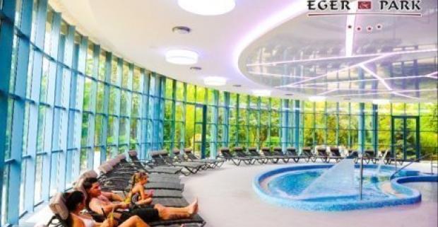 Eger: relaxujte v luxusnom 4* hoteli s neobmedzeným wellness a bohatou polpenziou! Jedinečná dovolenka v TOP hoteli v Maďarsku.