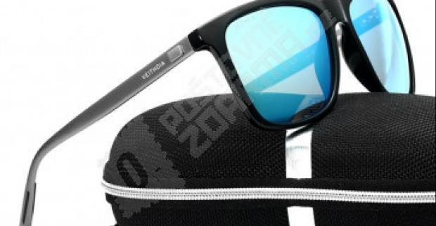1afb24a1a Elegantné pánske slnečné okuliare s puzdrom - polarizované, doprava zdarma.