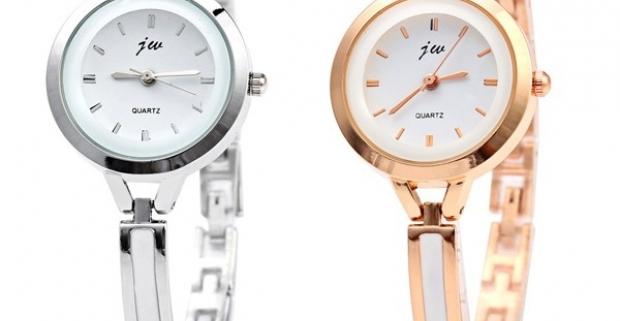 925a9a8cf JW Elegantné dámske hodinky. Jemné elegantne prevedenie týchto hodiniek vám  dodá znamenitý vzhľad.