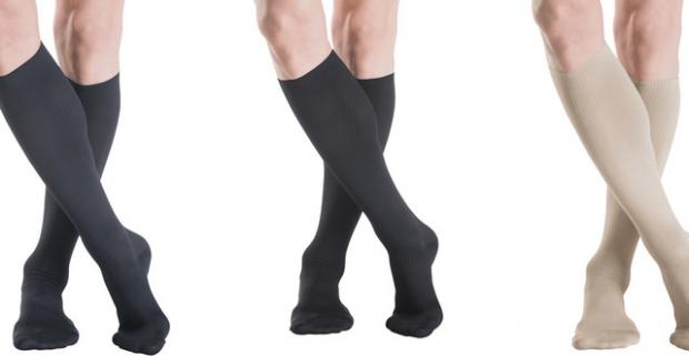 d4c8b9a29c683 Cestovné ponožky alebo bežecké podkolienky či kompresné šortky ...