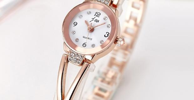 553214cb6 JW - jemné a elegantné dámske hodinky so… | Odpadneš.sk