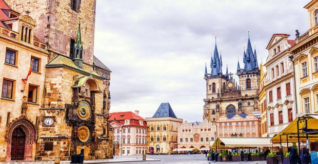 88d74ae47 Centrum Prahy na dosah s ubytovaním v jedinečných priestoroch hotela  Taurus****.